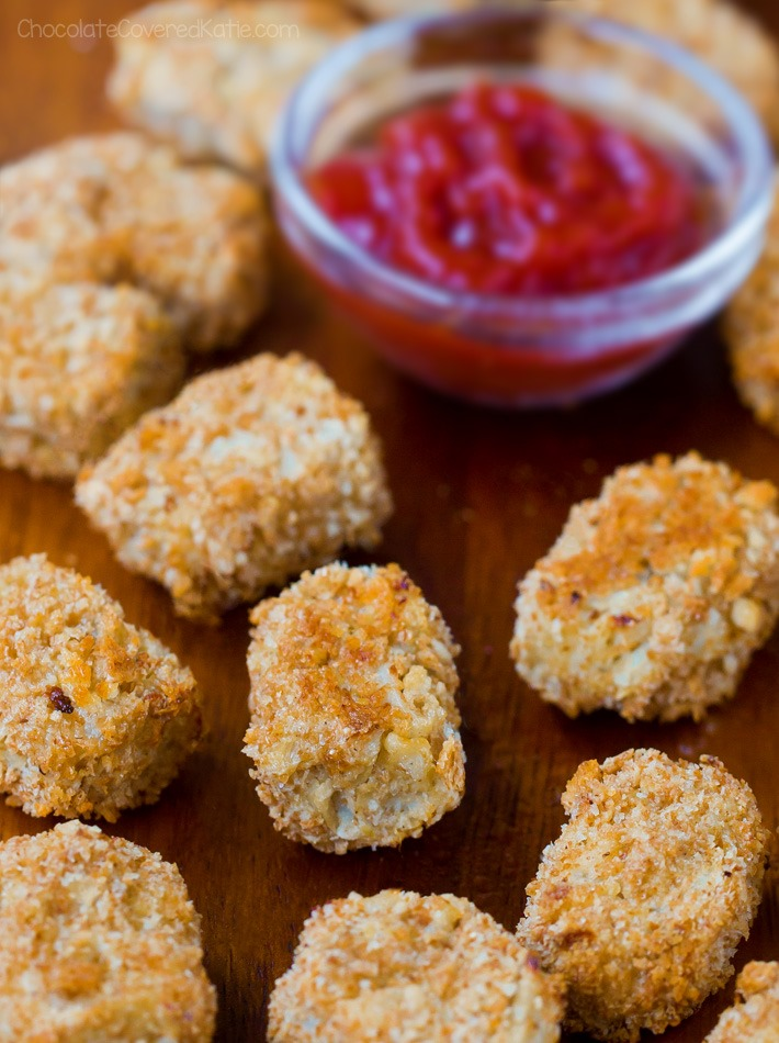 5 Ingredient Cauliflower Tots