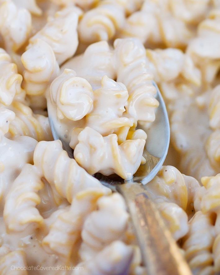 Garlic Rotini Pasta Recipe