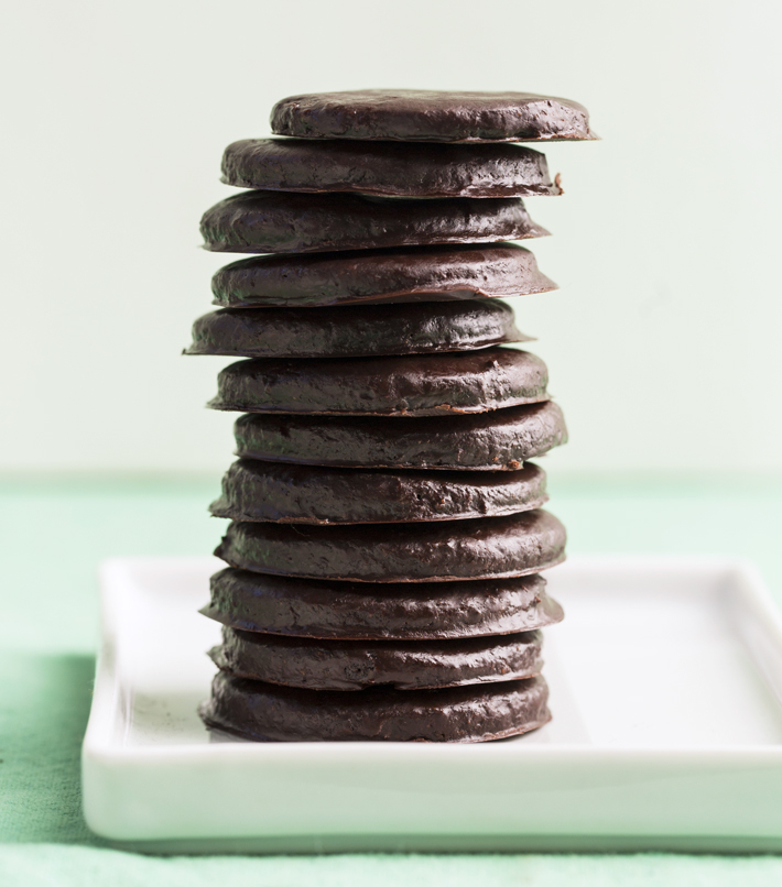 Vegan Girl Scout Cookie Thin Mints