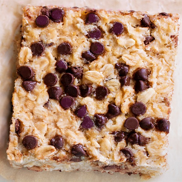 Oatmeal Breakfast Squares