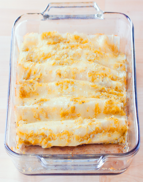 Vegan Breakfast Enchiladas
