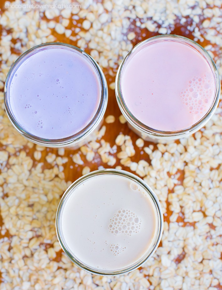 How To Make Oat Milk 10 Flavors