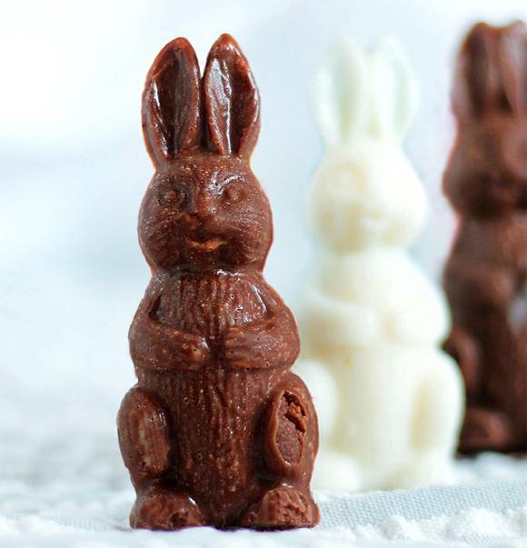 Keto Easter Bunnies