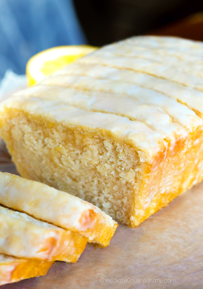 Vegan Lemon Bread Healthy