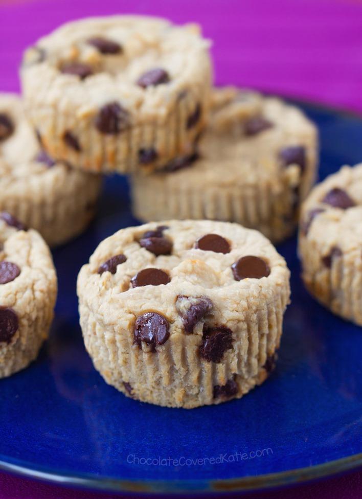 Oil Free Muffins (Vegan, No Refined Sugar)