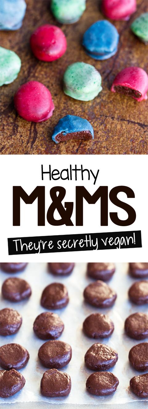 Secretly Vegan M&Ms