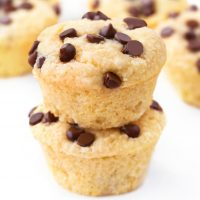 Keto Low Carb Muffins With Almond Flour