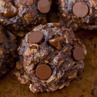 Chocolate Breakfast Cookies