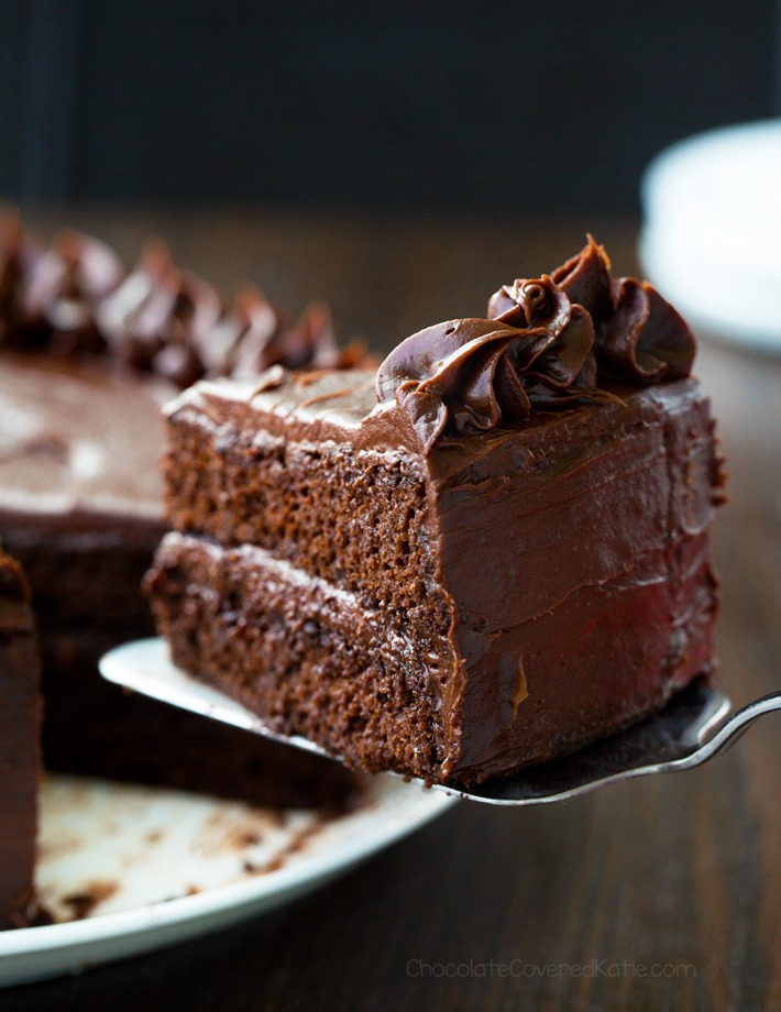 Low Carb Keto Chocolate Cake