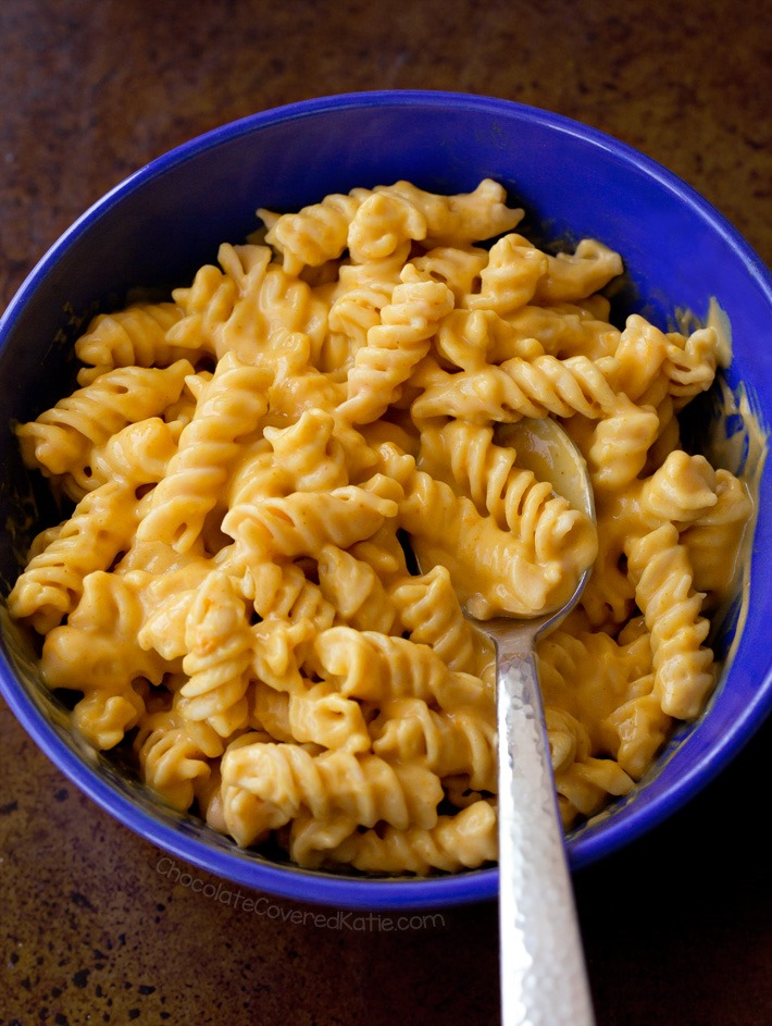 Secretly Healthy Pumpkin Mac & Cheese Recipe