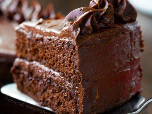Fabulous Keto Cake The Best Chocolate Recipe Funny Birthday Cards Online Hendilapandamsfinfo