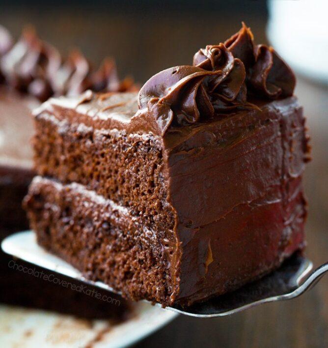 The Best Chocolate Keto Cake Recipe
