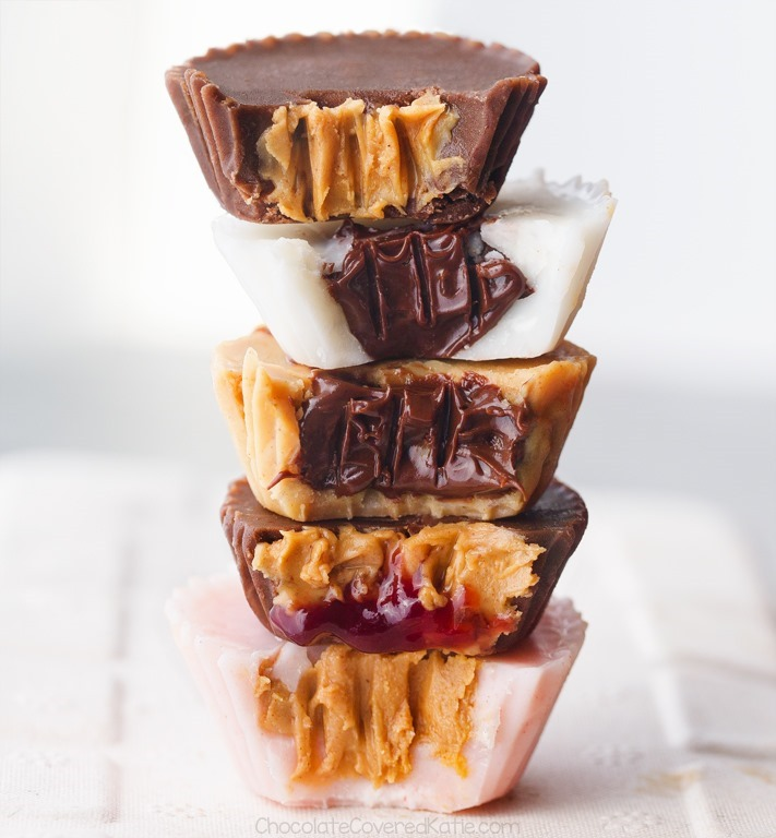 Easy Vegan Homemade Peanut Butter Cups