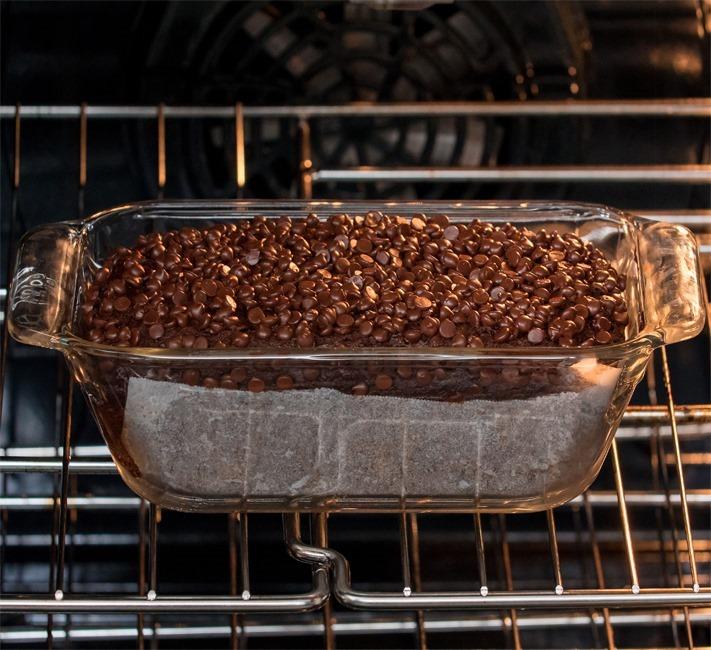 Soft Moist Vegan Chocolate Banana Bread