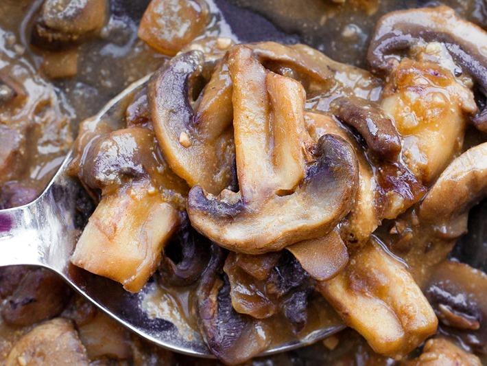Homemade Mushroom Gravy Recipe