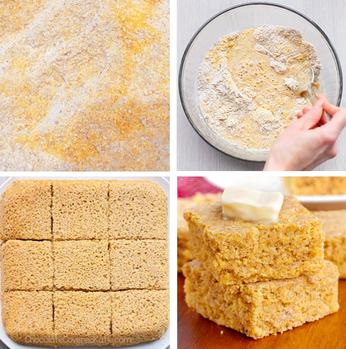 How To Make Cornbread Ingredients