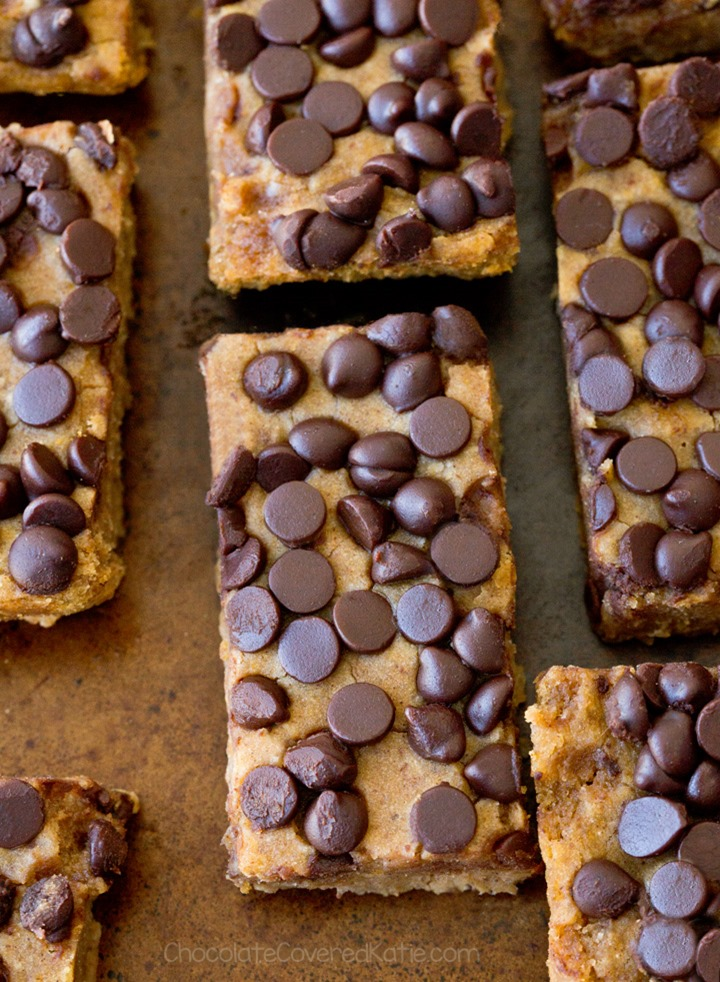 How To Make Healthy Sweet Potato Blondies