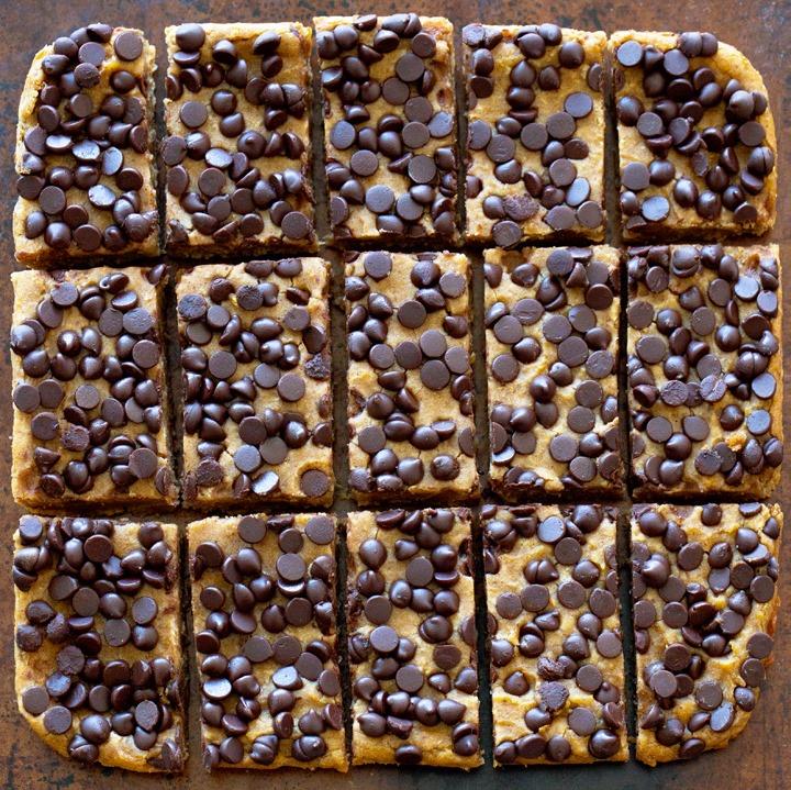 Secretly Healthy Sweet Potato Brownies