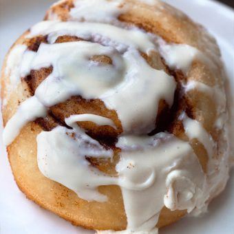Easy Cinnamon Rolls With 4 Ingredients