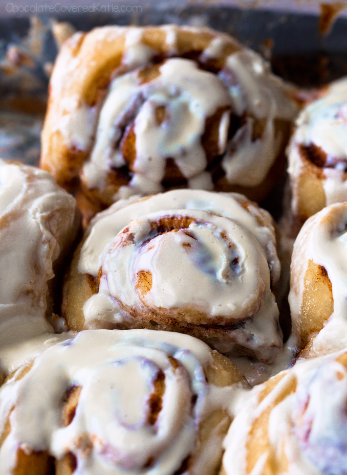 Quick & Easy Cinnamon Roll Recipe