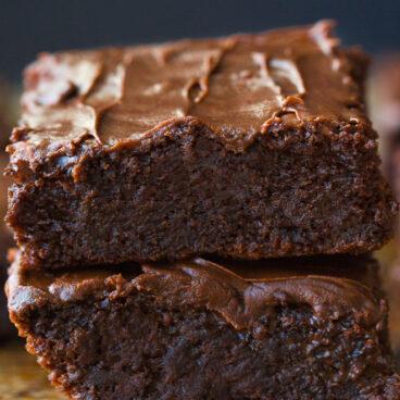 Super Easy Keto Brownies Recipe