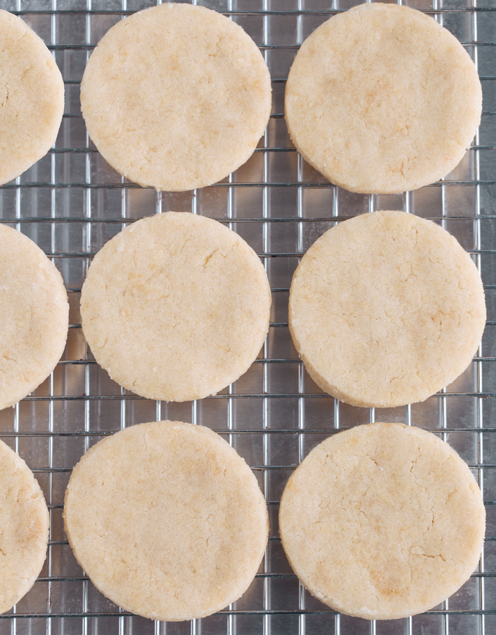 Homemade Soft Vegan Sugar Cookies