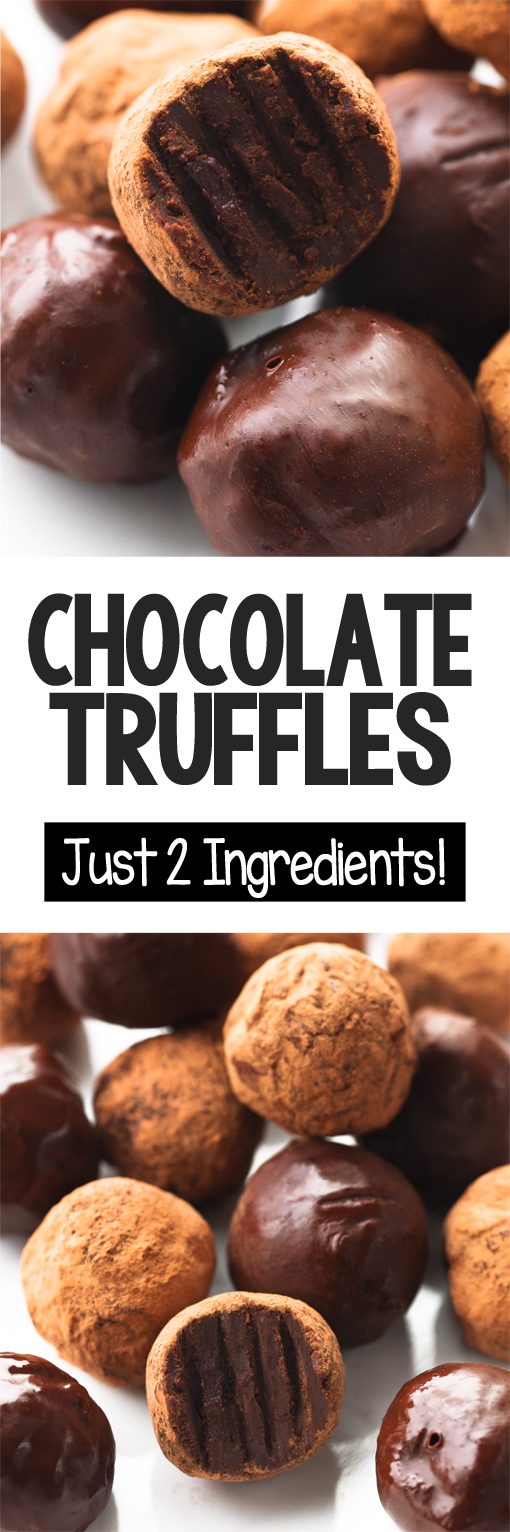 How To Make The Best Chocolate Truffles