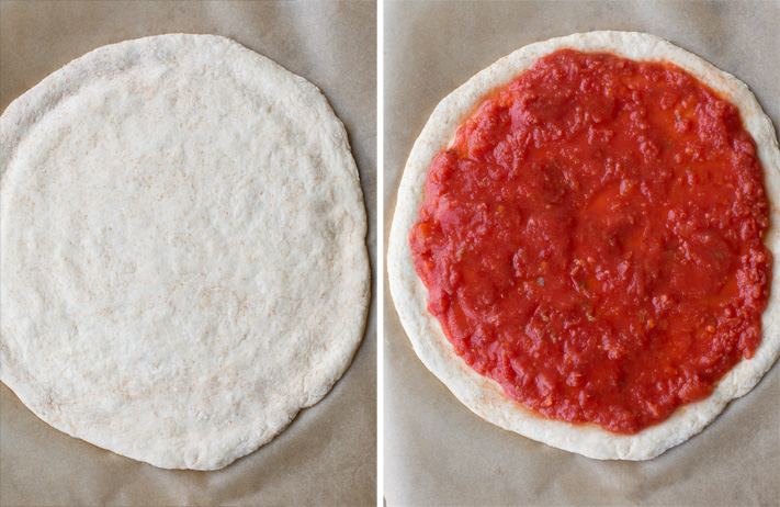 How To Make Vegan Pizza From Scratch