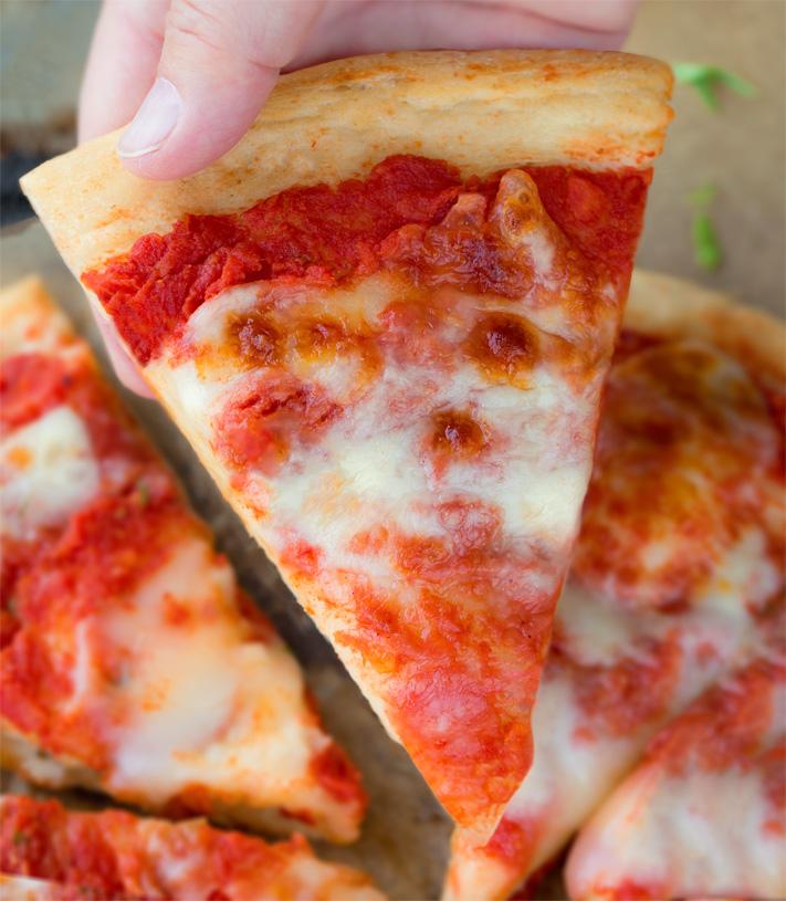 Quick Easy Vegan Pizza Crust Recipe