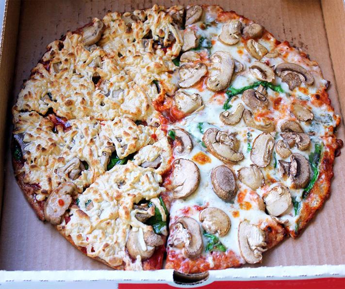 Vegan Pizza Restaurants And Brands