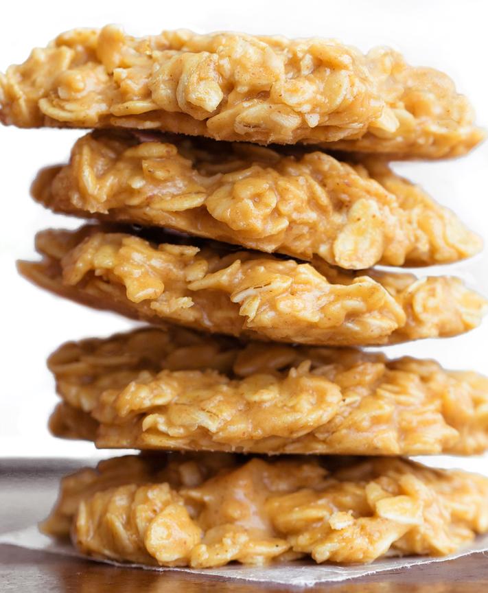 Receita de biscoito de manteiga de amendoim sem assar