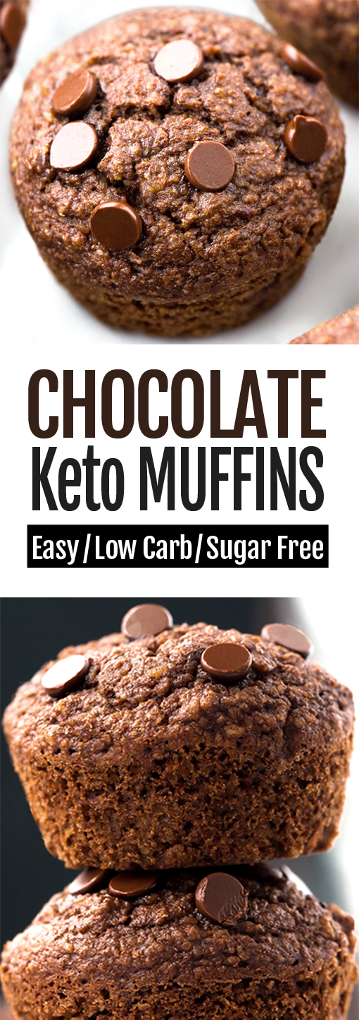 How To Make Low Carb Keto Chocolate Muffins