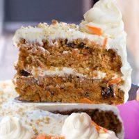 The Best Vegan Carrot Cake Recipe