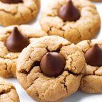 Vegan Peanut Butter Blossoms Recipe