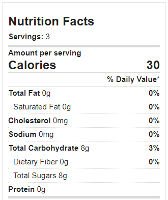 Dalgona Coffee Calories And Nutrition Facts