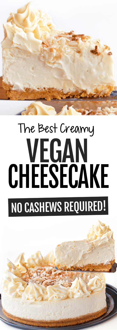 How To Make The Best Vegan Cheesecake With Just 6 Ingredients