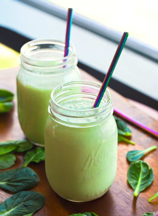 Super Healthy Green Smoothies