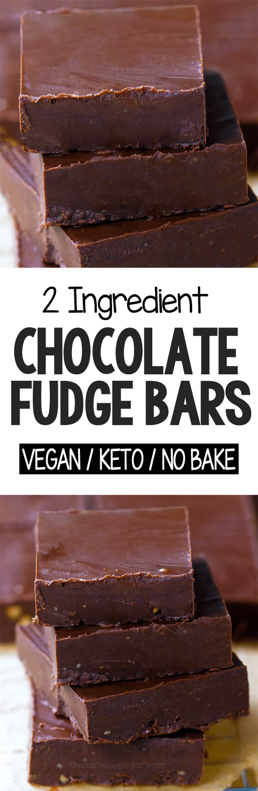 Easy No-Bake Chocolate Fudge Bar Recipe
