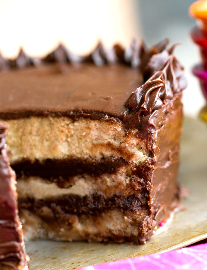 Keto Vanilla Cake Recipe