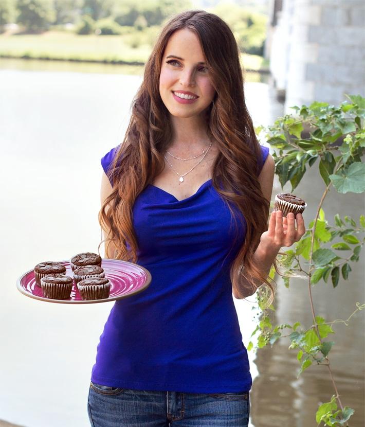 Chocolate Covered Katie Vegan Cupcakes