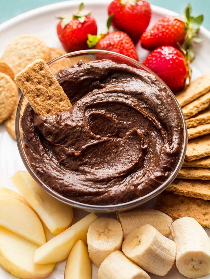 Chocolate Hummus Recipe