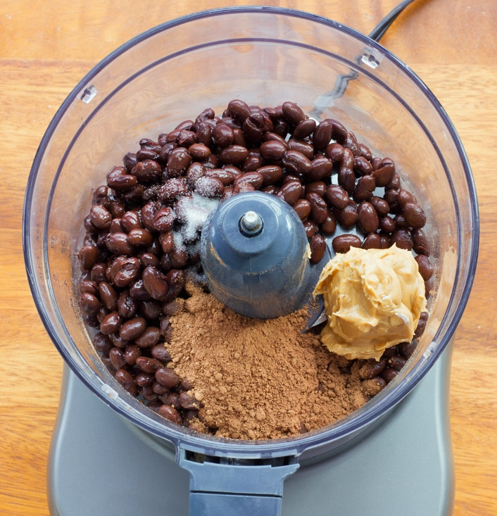 Dessert Hummus Food Processor