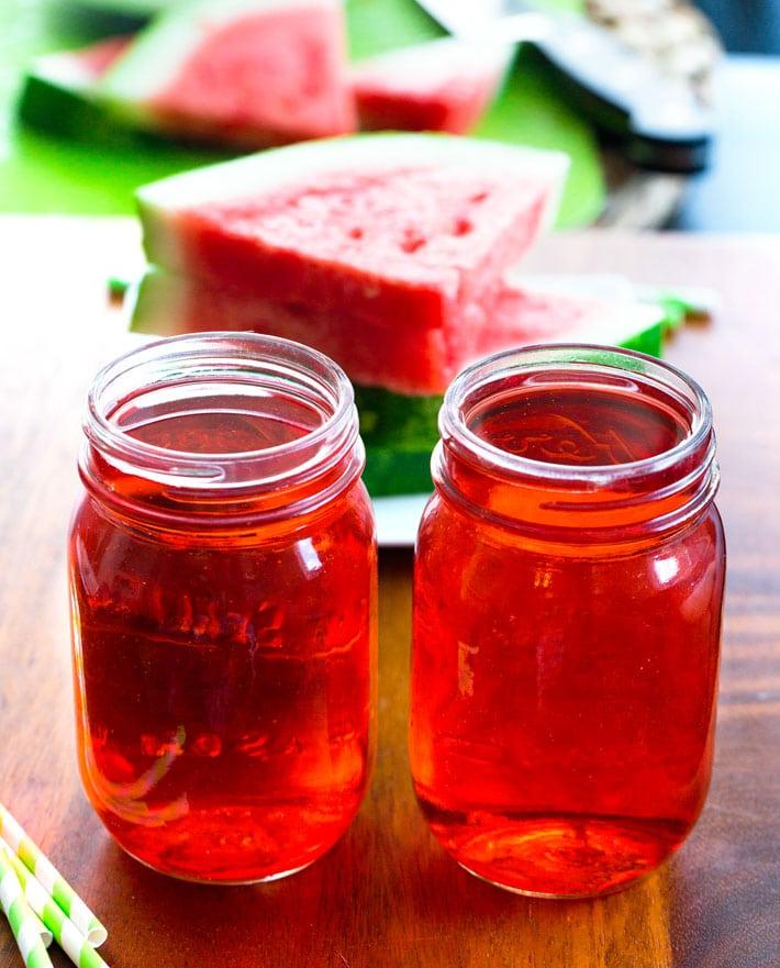 Easy Watermelon Juice Recipe