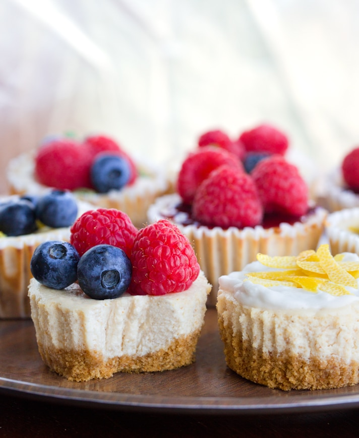 Single Serving Cheesecake Cups