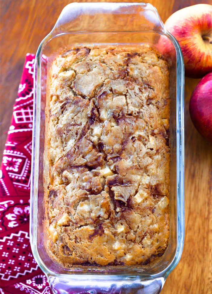 Easy Dutch Apple Fritter Bread Recipe