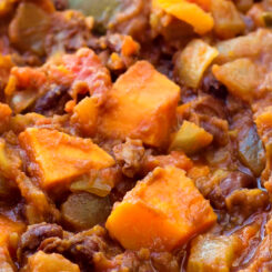 The Best Vegetarian Sweet Potato Chili Recipe