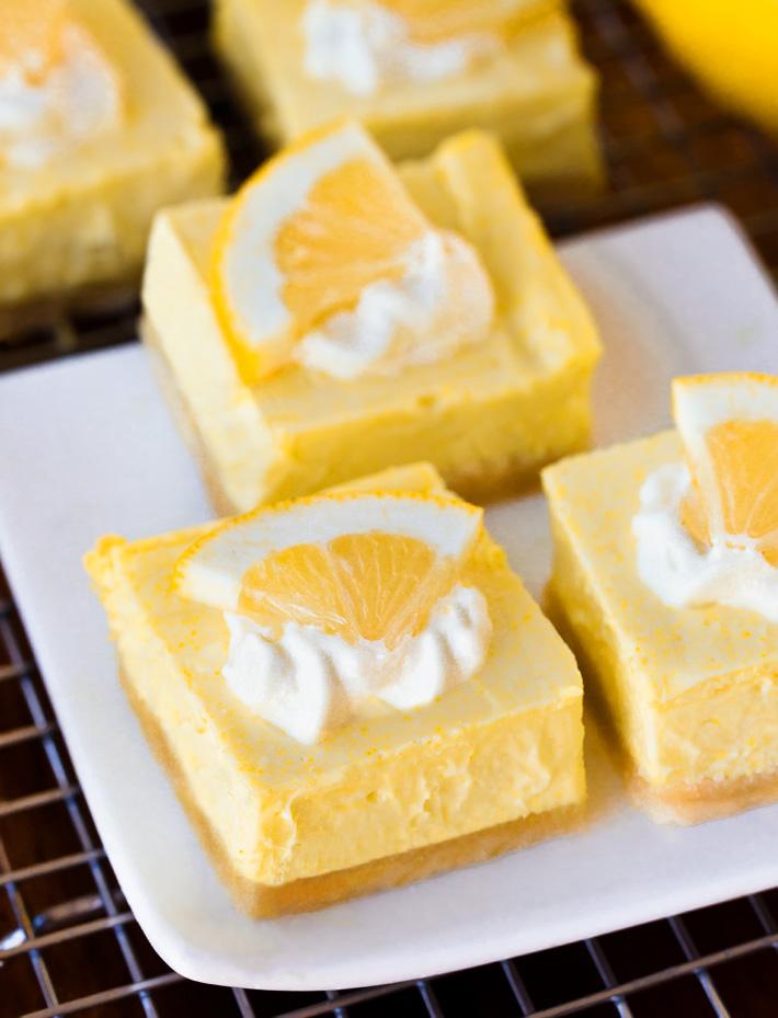 Lemon Bar Keto Dessert Recipe