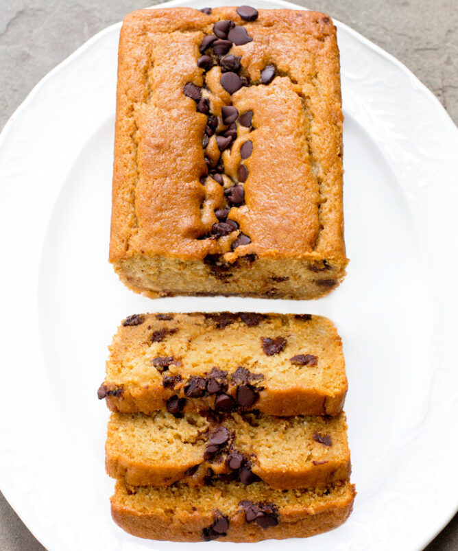 Southern Healthy Sweet Potato Bread