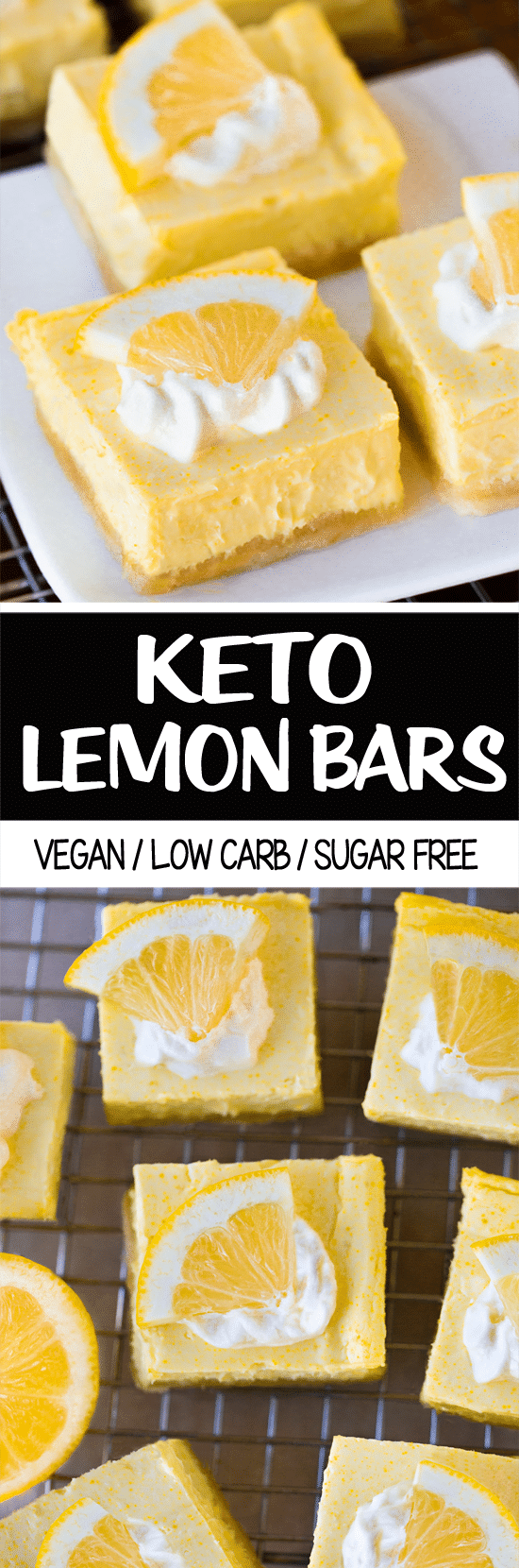 The Best Keto Snack Lemon Bar Recipe Low Carb