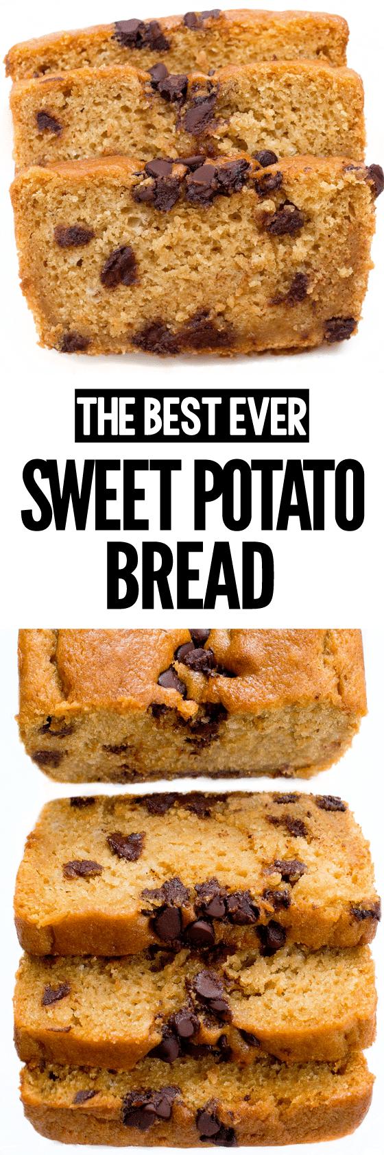 The Best Sweet Potato Bread Recipe